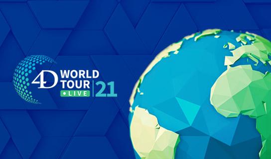 4D World Tour Live 2021